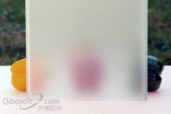 喷砂U型玻璃,蒙砂U型玻璃